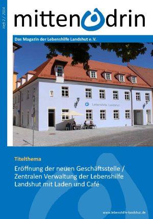 Vereinsmagazin 2014