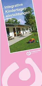 Flyer Integrativer Kindergarten