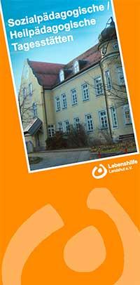 Flyer Heilpädagogische Tagesstätten