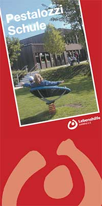 Flyer Pestalozzischule