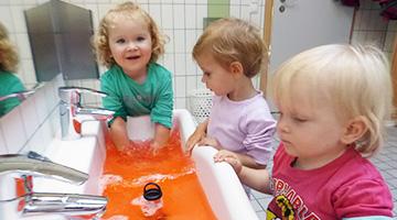 Integrative Kindertageseinrichtungen