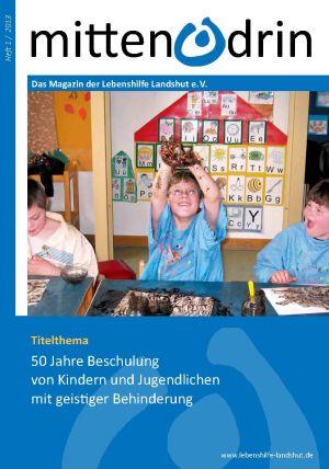 Vereinsmagazin 2013