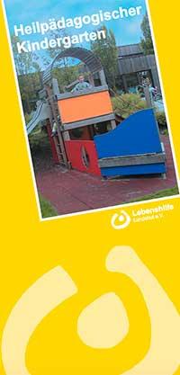 Flyer Heilpädagogischer Kindergarten