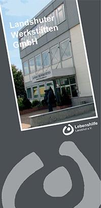 Flyer Landshuter Werkstätten GmbH